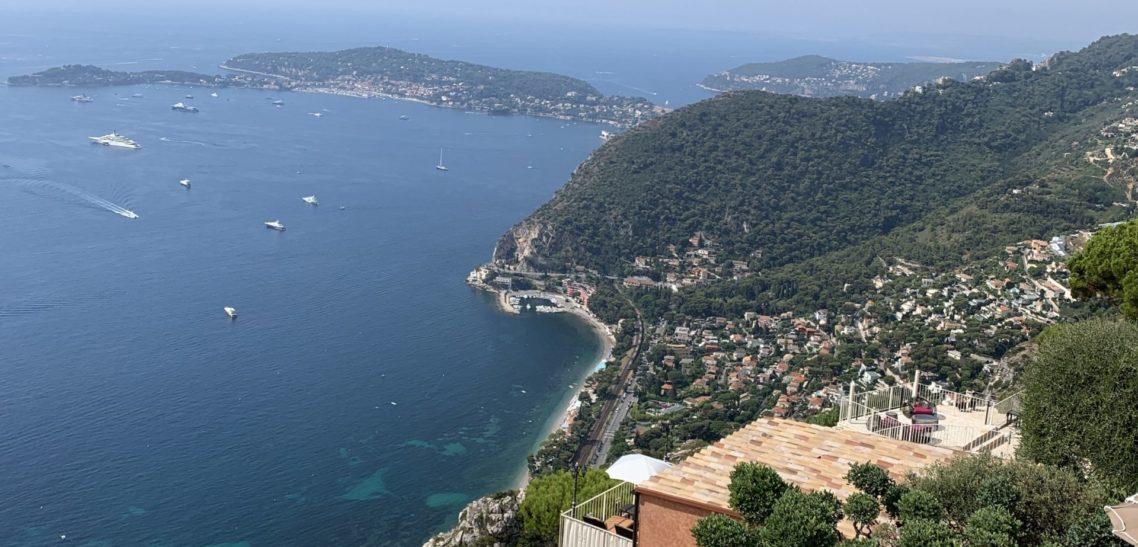 Feigen, 2 Sterne, Cap-Ferrat, Mittelmeer, schöne Augenblicke und das beste Eis der Welt