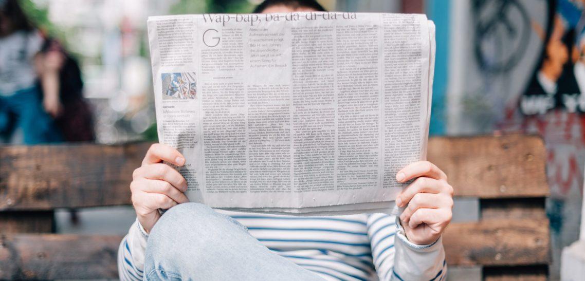 Zeitungsbericht: Suche nach perfektem Genuss
