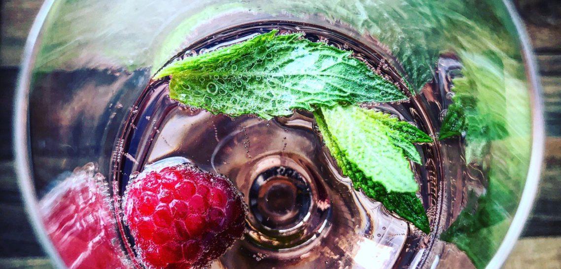 Rezept: Sommerlicher Aperitif ohne Alkohol