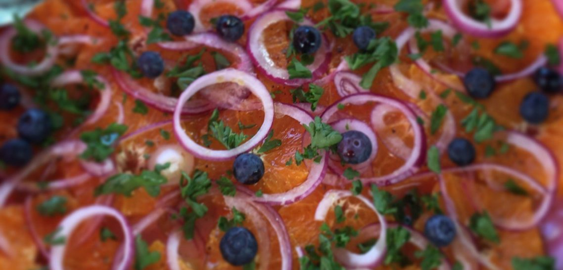 Rezept: Orangen Salat
